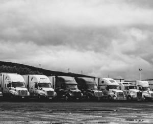 Pandeminės komercinio transporto rinkos korekcijos