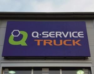 Q-Service Truck informacija